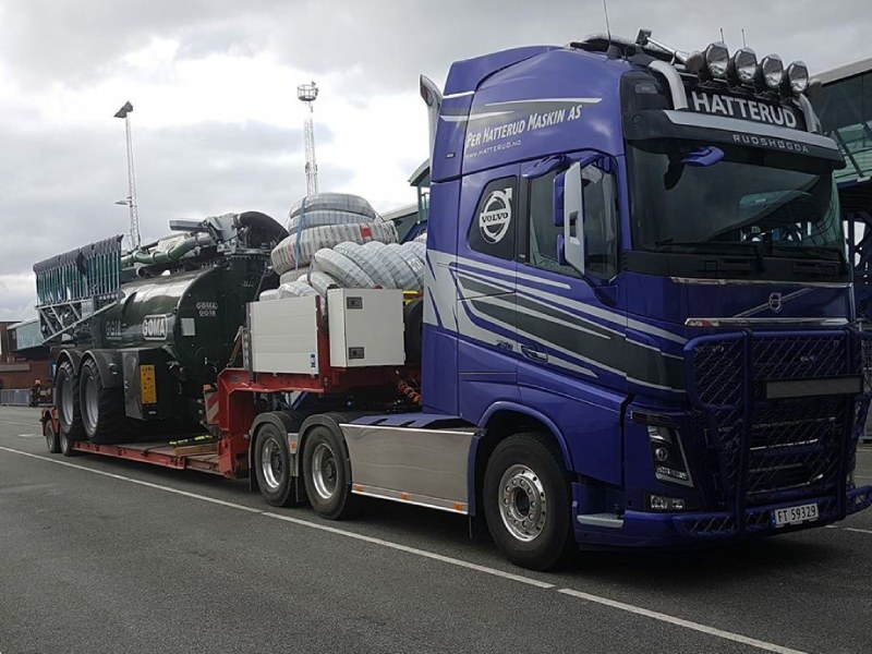 Bilde 3 - Hatterud maskin - transport